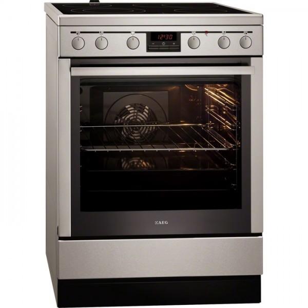 AEG 347056V-MN Κουζίνα ΙΝΟΧ